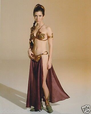Carrie Fisher / Princess Leia 8 x 10 / 8x10 GLOSSY Photo Picture IMAGE #3