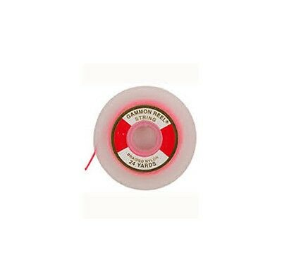 24 Yard Gammon Reel String Refill 002 for Large 12 FT Gammon Reel Use