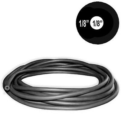 3/8in 10mm Kent Speargun Band Rubber Latex Tubing BLACK 3 FT (0.9m) #408
