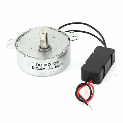 DC 24V 5RPM Fan Speed Reducer Micro Brushless CW/CCW Synchronous Motor 50TYC