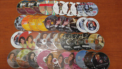 Wholesale Lot Of 10 Used Dvd's For Box Sets Sitcoms Series Shows Replacements