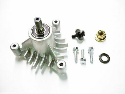 Spindle Replaces 143651, 532143651, Tapped Mounting Holes, Hardware Included