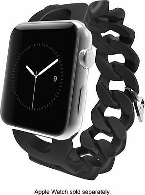 Genuine Case-Mate Turnlock Smartwatch Band for Apple Watch 38mm Black CM032779