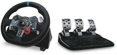 Logitech G29 Driving Force Racing Wheel for PC and PS4[941-000115]