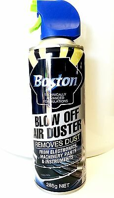 Boston Blow Off Air Duster Removes Dust From Electronics,machinery,instruments