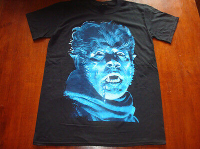 THE WOLFMAN T-SHIRT (XL) horror lon chaney jr.