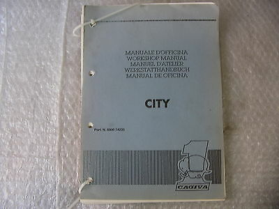 Manuale Officina Cagiva Cyt 50