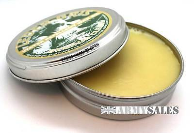 Leder Gris Original Wax Oil CLEAR 40g Tin Waterproofing Boot Treatment Polish