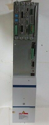 Indramat AC Controller 4 Slot Rack HDS03.2-W100N C5~40203GN