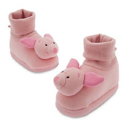 PIGLET~Slippers~Pink~PLUSH~Costume~Baby~Winnie the Pooh~Infant~Disney Store~2015