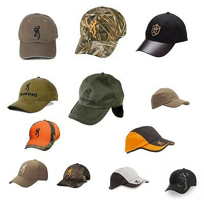 Browning Caps - various designs available