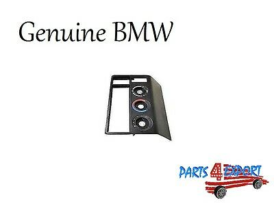 Genuine BMW E36 318ti Climate Radio Surround Trim Bezel 323ti Fascia OEM