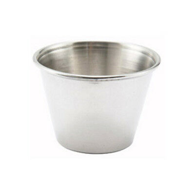 Winware by Winco SCP-25 Stainless Steel Sauce Cup 2 1/2 oz