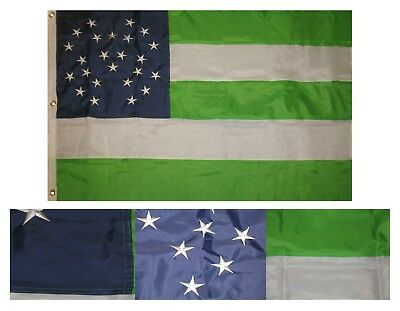3x5 Ft NEW YORK CITY POLICE DEPARTMENT Flag Embroidered Nylon NYPD Deluxe
