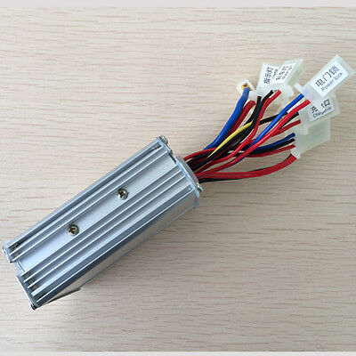 Brush Speed Controller for Electric Bicycle & Scooter Bike 24V 500W