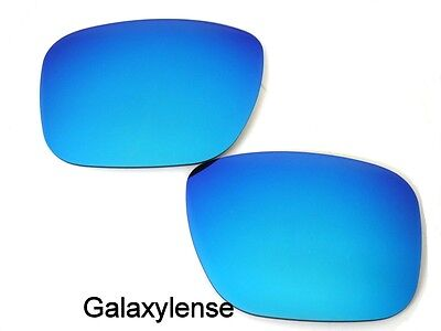 Galaxy Replacement Lenses for Oakley Holbrook Ice Blue Polarized 100% UVAB
