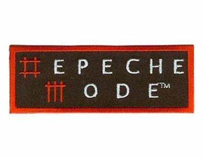 Official Depeche Mode - Logo - Sew On Patch