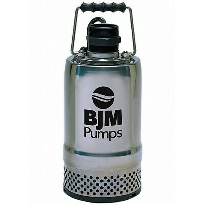 BJM Submersible Water Pump R250 1.5-inch Discharge 50 GPM
