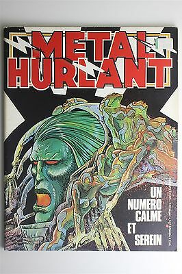 Metal Hurlant Magazine #27 Mar 1978 Voss Gillon Ceppi Michelangeli French Comic