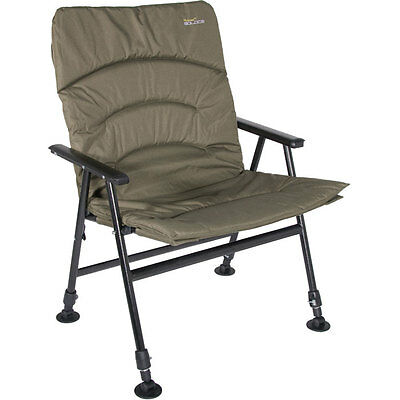 Wychwood NEW Carp Fishing Solace Comforter Arm Chair - Q0227