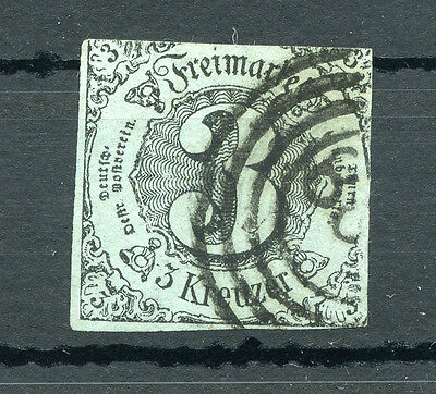 Thurn und Taxis 12a - Ringstempel