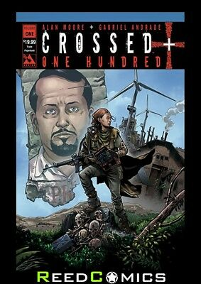 CROSSED PLUS 100 VOLUME 1 GRAPHIC NOVEL New Paperback Collects One Hundred #1-6