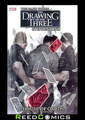 DARK TOWER THE DRAWING OF THE THREE HOUSE OF CARDS GRAPHIC NOVEL New Paperback