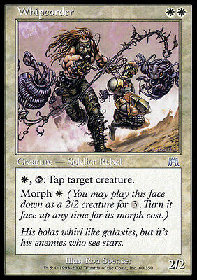 4x Frustacorda - Whipcorder MTG MAGIC ONS Onslaught Ita/Eng