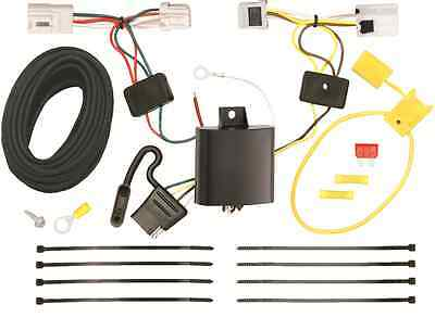 trailer hitch wiring kit fits 2008 2017 nissan rogue harness plug Hitch Wiring Kit Fits 2008 2015 Nissan Rogue Harness trailer hitch wiring kit fits 2014 nissan rogue select harness plug & play t one