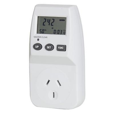 Mains Power Meter MS6115 Energy Monitor