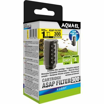 Aquael ASAP 300 Filter Replacement Cartridge Standard Aquarium Media