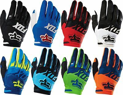 Fox Racing Mens Dirtpaw Race Mesh MX Motocross Riding Gloves CLOSEOUT