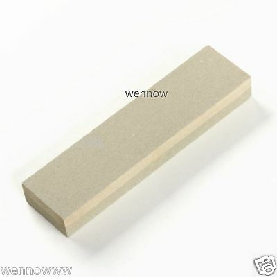 Knife Sharpening Stone 2 Sided 8 Inch Knife Sharpener