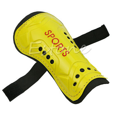 2X New Utility Competition Pro Soccer Shin Guard Pads Shinguard Protector
