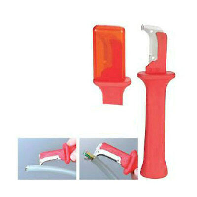 Insulated Plier Hook Cable Cutter Wire Stripper Stripping Electrical Tool
