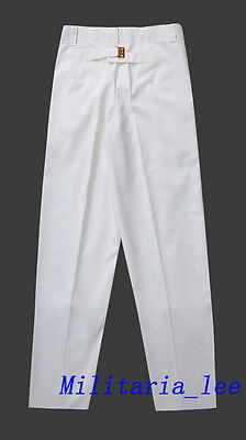Imperial Japanese Repro Navy White Trousers All Sizes