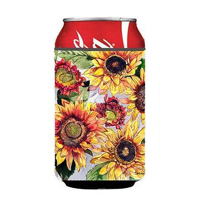 Carolines Treasures 8766CC Flower Sunflower Can or Bottle Hugger