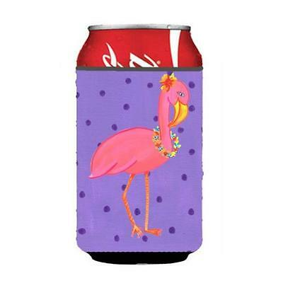 Carolines Treasures LD6154CC Bird Flamingo Can or bottle sleeve Hugger