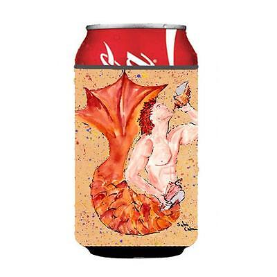 Carolines Treasures 8346CC Merman Can Or Bottle Hugger 12 oz. • AUD 45.90
