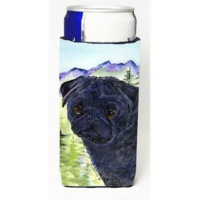 Carolines Treasures SS8420MUK Pug Michelob Ultra bottle sleeves For Slim Cans