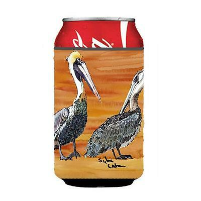 Carolines Treasures 8407CC Bird Pelican Can or bottle sleeve Hugger
