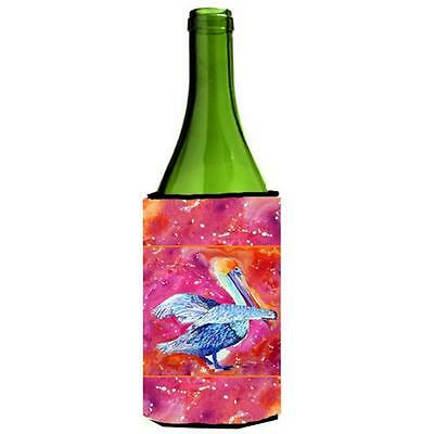 Carolines Treasures 8360LITERK Pelican Wine Bottle Hugger 24 oz.