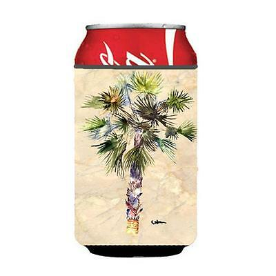 Carolines Treasures 8481CC Tree Palm Tree Can Or Bottle Hugger