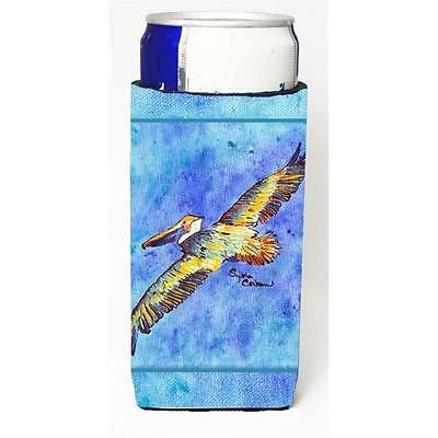 Carolines Treasures 8377MUK Pelican Michelob Ultra bottle sleeve for Slim Can