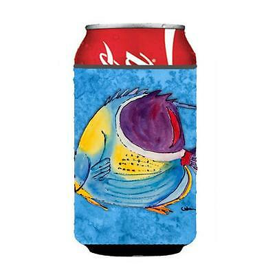 Carolines Treasures 8676CC Tropical Fish Can Or bottle sleeve Hugger 12 oz.