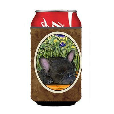 Carolines Treasures SS8674CC French Bulldog Can Or bottle sleeve Hugger