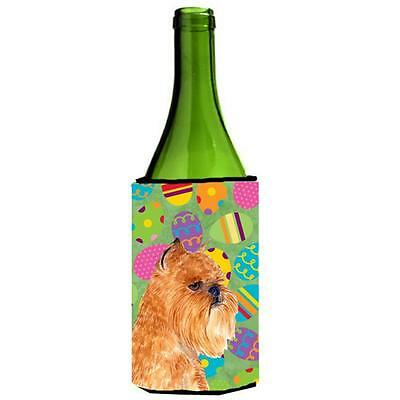 Brussels Griffon Easter Eggtravaganza Wine bottle sleeve Hugger