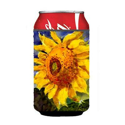 Carolines Treasures MM6051CC Flower Sunflower Can or bottle sleeve Hugger
