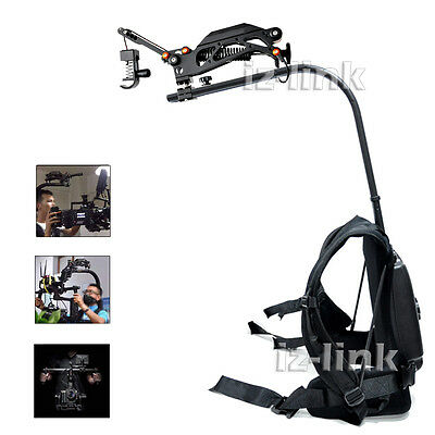 Easyrig Load 2 lbs-12 lbs Flowline +Serene Damping Arm For Video Camera Steady