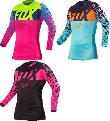 Fox Racing Womens 180 MX Motocross Riding Jersey CLOSEOUT